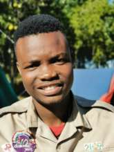 Nsuku - our first Springbok Scout!