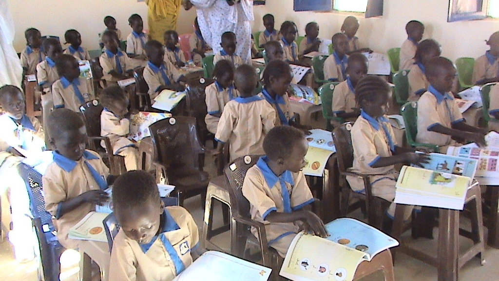 Kindergartens for Vulnerable Children in Darfur