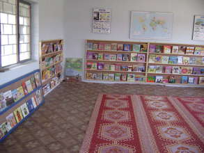 A Library at a Current DIL School