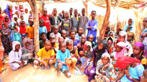 Over 30 talibes come home to the new school