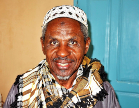 Marabout Thierno Yeril Sow