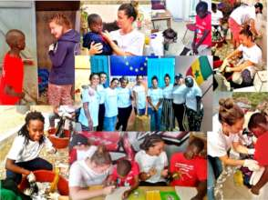 ISEFAC students make a difference for talibe kids