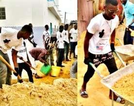 Volunteers make major renovations in some daaras