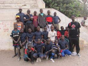 Maison de la Gare soccer team