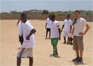 "Tommaso-a much appreciated soccer (""foot"") referee"