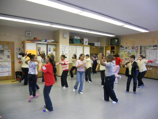 After School Dance Programs for Youth at Risk
