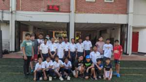 Friendly Football Match (JAAGO Vs AISD)