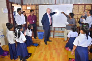 British High Commissioners visit to JAAGO