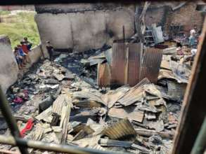 The Kindling of A Flame: Help Rebuilding A School