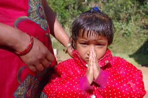 Little Girl - Nepal