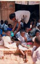 Feeding children at school