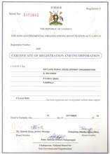 NGO Certification