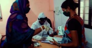 Health and Hygiene Kit Distribution