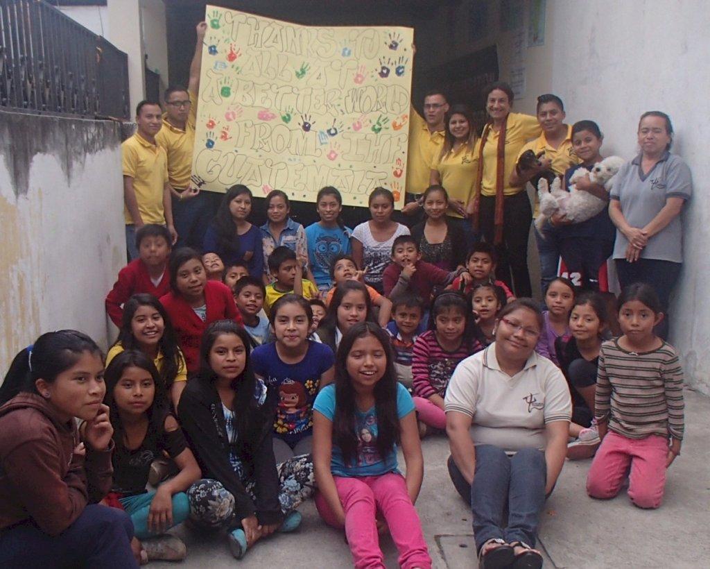 Build a Brighter Future for 80 Kids in Guatemala