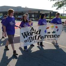 World of Difference Parade