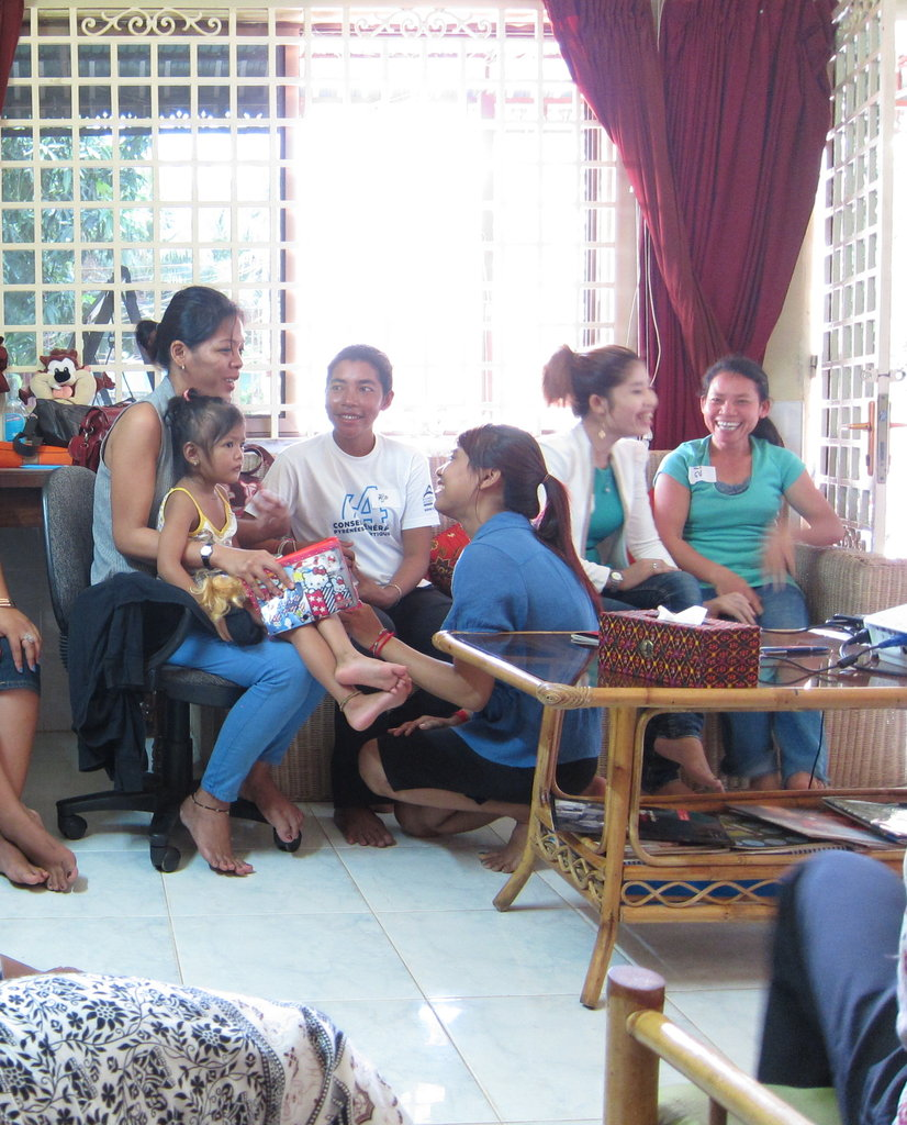 Provide women and girls education in Cambodia