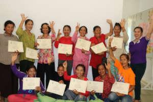 Successful workshop participants