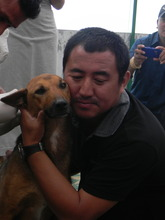 Lobsang on World's Rabies Day, September 29th
