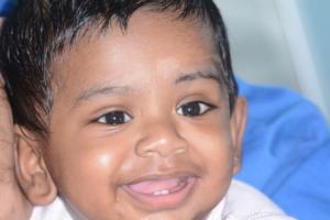 Al Ameen, 9 months old