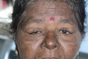 Muthuammal, mother of five and grandmother