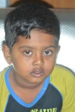 Prakasan, follow-up patient, now cancer-free