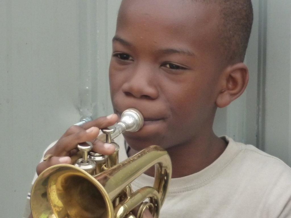 Kinshasa music school