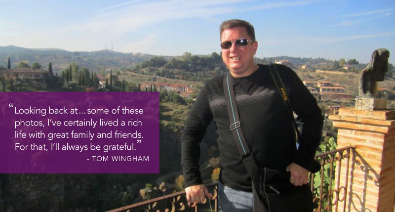 Fund in Memory of Tom Wingham