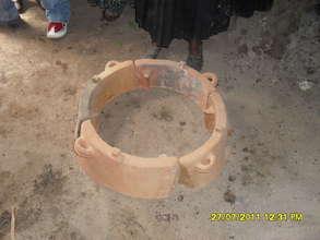 Fuel Saving Stove for 50 poor families in Ethiopia