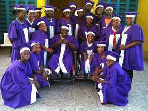 Provide Skills and Jobs to 425 Disabled in Nigeria