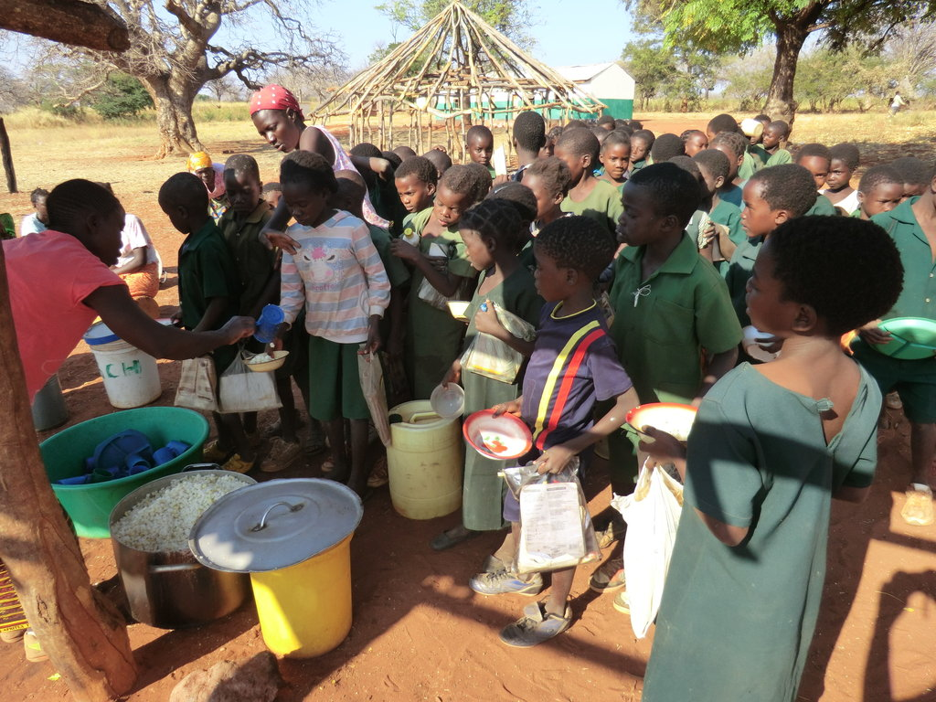 Seeds for Life in Zambia