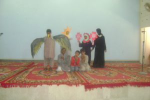 skit by children