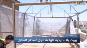 NEW: Footage of the newly built greenhouses!
