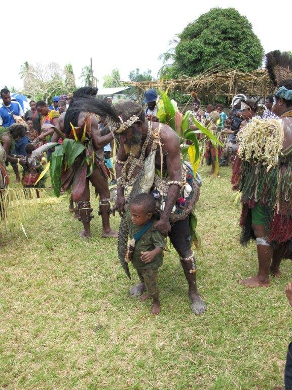 Empowering Villagers in Papua New Guinea
