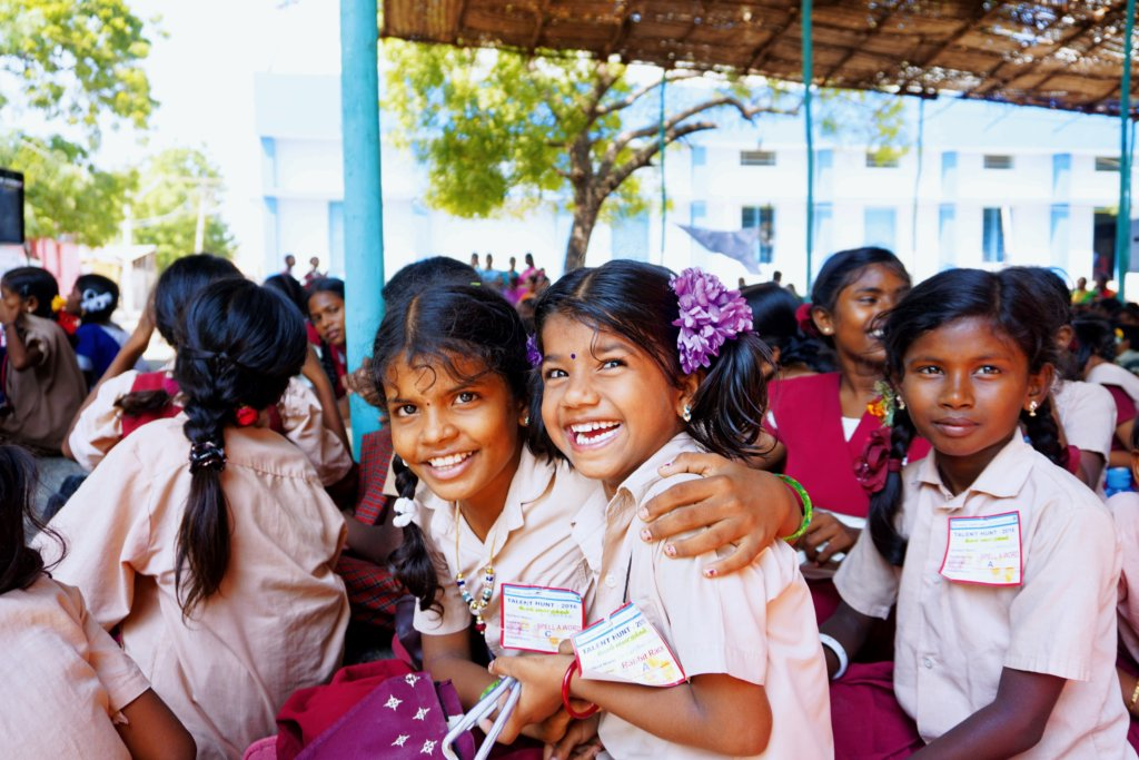 Support Humana People to People India