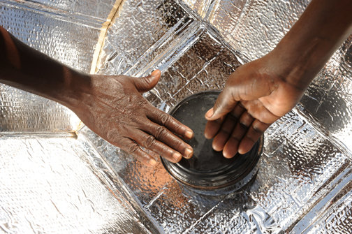 Safe Water & Solar Cooking Tools for Ugandan Women