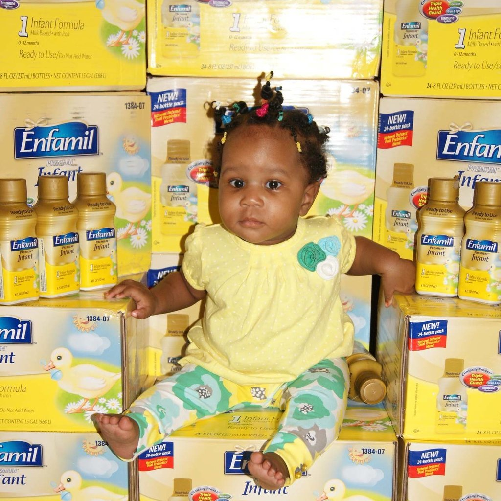 Provide Specialty Formula for Babies in Haiti