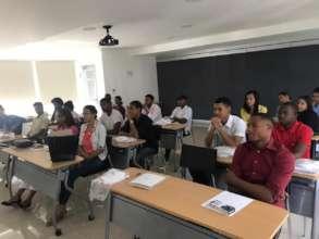 Internship in Grupo Puntacana