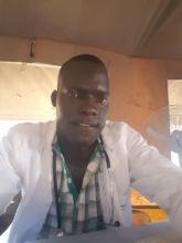 Kenyi at the Kajo Keji Health Center