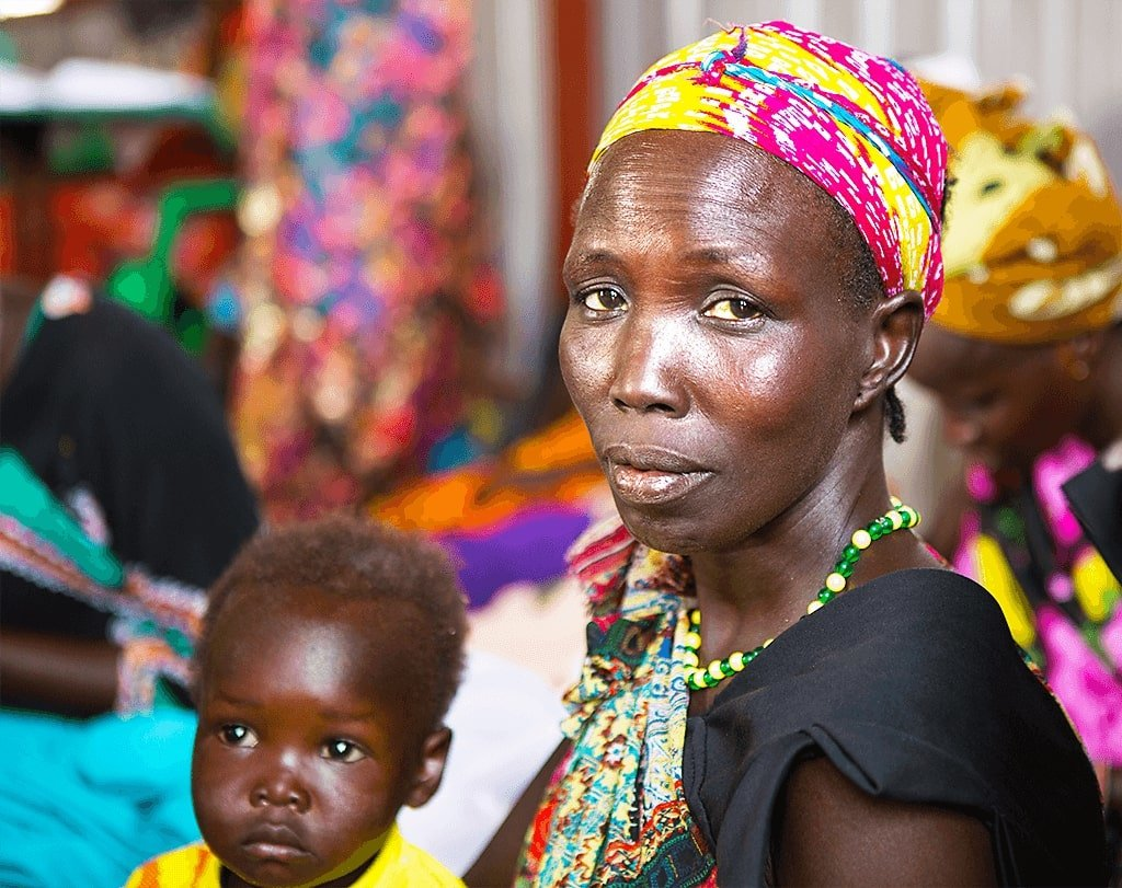A Healthier Future for South Sudan's Families