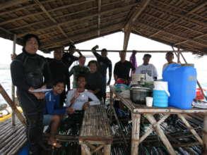 Reef Monitoring Preparation