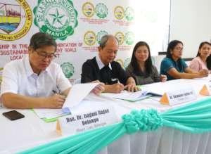 Stakeholders Sign a Memorandum of Understanding