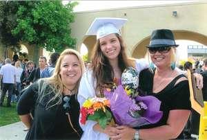 Sasha Graduates from High School