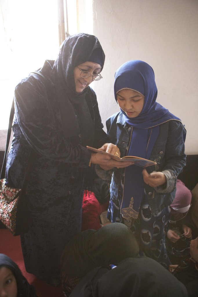 Books for Afghan Women and Children