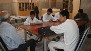 Gawhar Shad Library in Herat