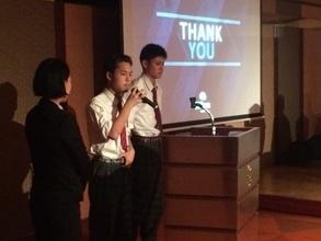 IsraAID 3 Years to Tsunami Student Speaker