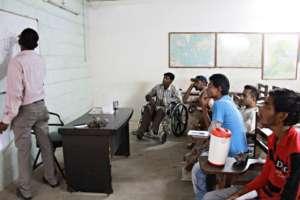 Drivers Training at Karigar Training Institute