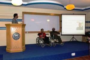 Awareness Raising Session at BIZTEK University