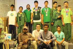 Awareness Raising Session with SOP at IBA Karachi