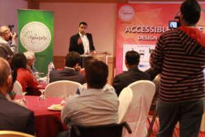 Prog. Manager shares inspiring disability stories