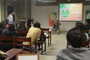 ACDC session at IVS (Architecture Uni), Karachi